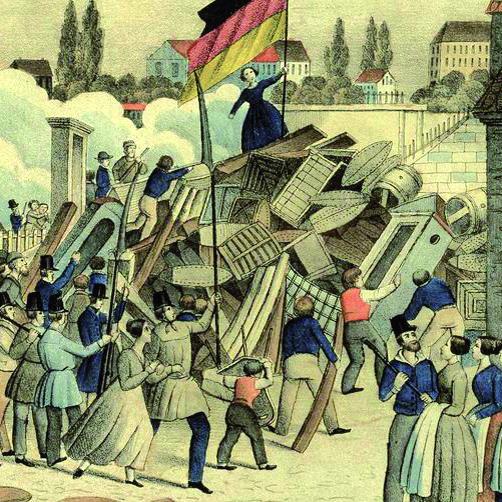 Schulklassenführung (Interaktiv): Demokratie und deutsche Revolution (Klassen 9 – 13)