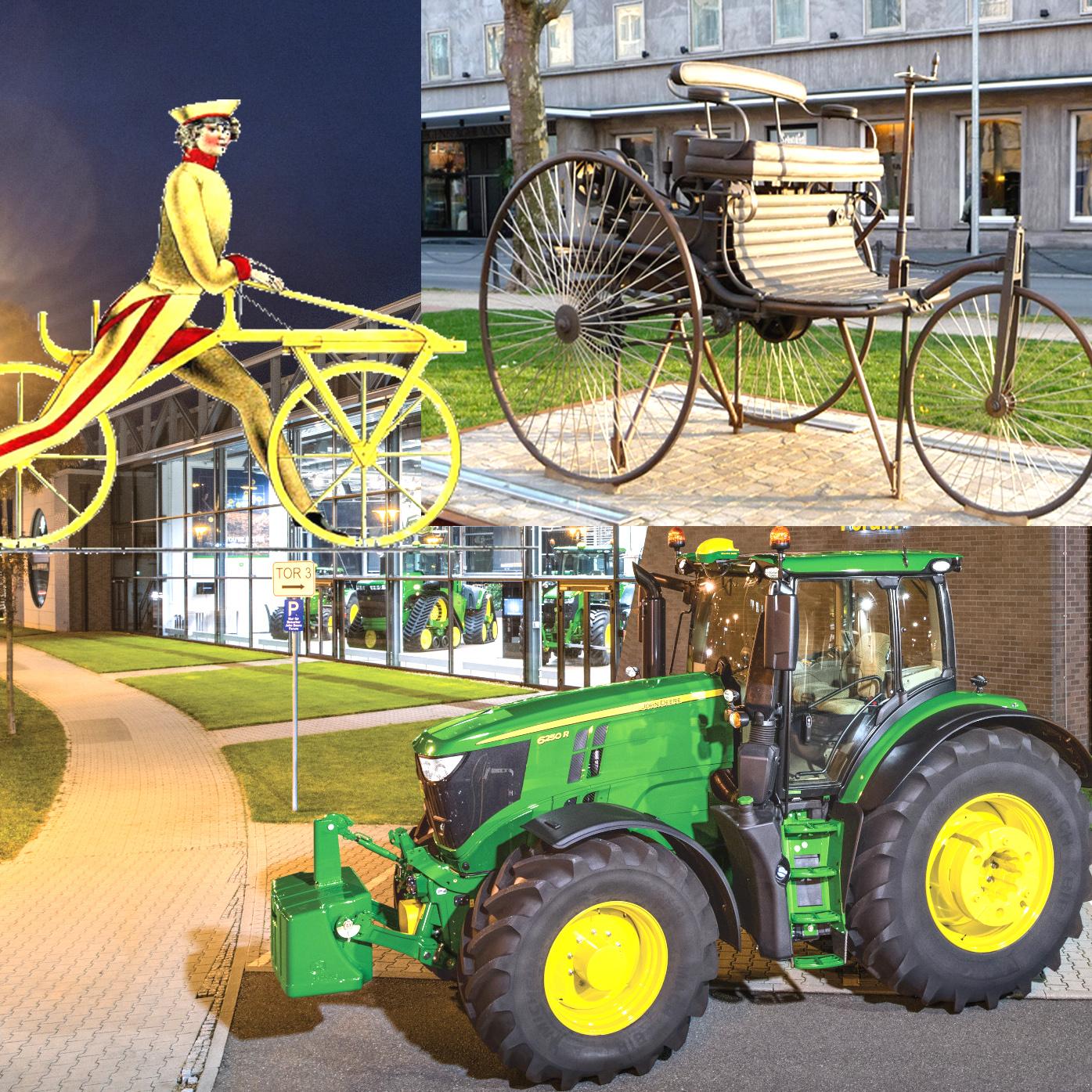 Mannheim – Die Stadt der Erfindungen
