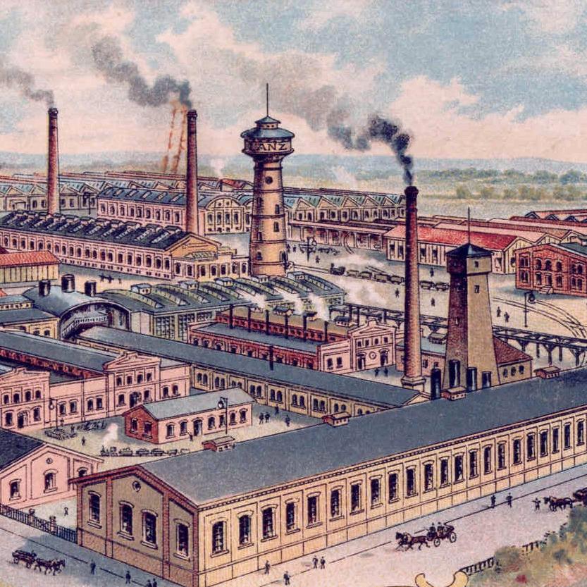 Industrielle Revolution in Mannheim