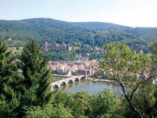 Read more about the article Kurpfalz-TOUR 1 – Städte und Schlösser der Kurfürsten
