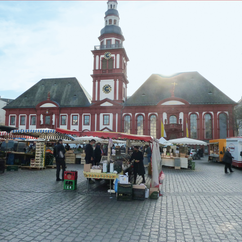 Stadtteilführung Quadrate – Unterstadt