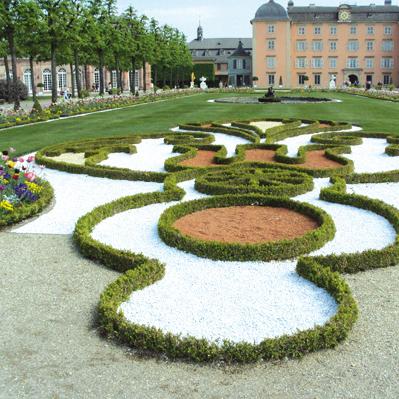 Schlossgartenführung Schwetzingen: Der Schlossgarten